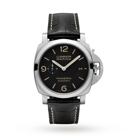 Panerai Luminor Marina 44mm Mens Watch PAM01312
