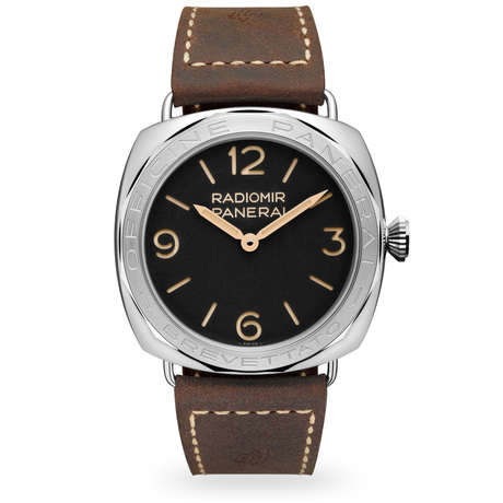 Panerai Radiomir 3 Days Acciaio 47 Men's Watch