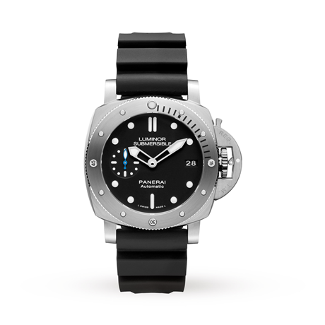 Panerai Luminor Submersible 1950 3 Days Automatic Acciaio - 42mm Mens Watch