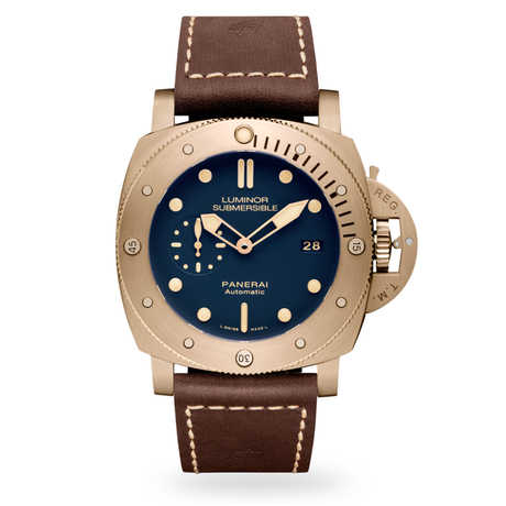 Panerai Luminor Submersible 1950 3 Days Automatic Bronzo - 47mm Men's Watch