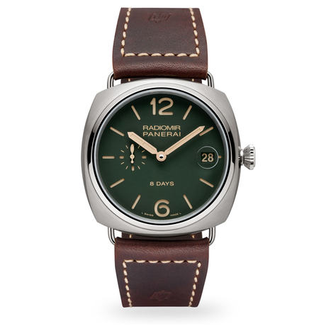Panerai Radiomir 8 Days Titanio 45 Men's Watch