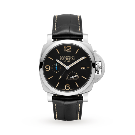 Panerai Luminor 1950 Automatic Black Dial Mens Watch