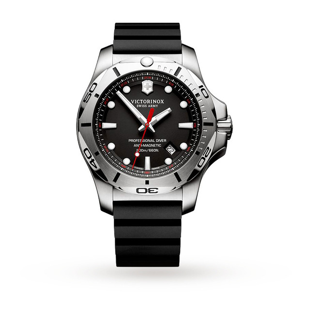 Victorinox INOX Diver Mens Watch