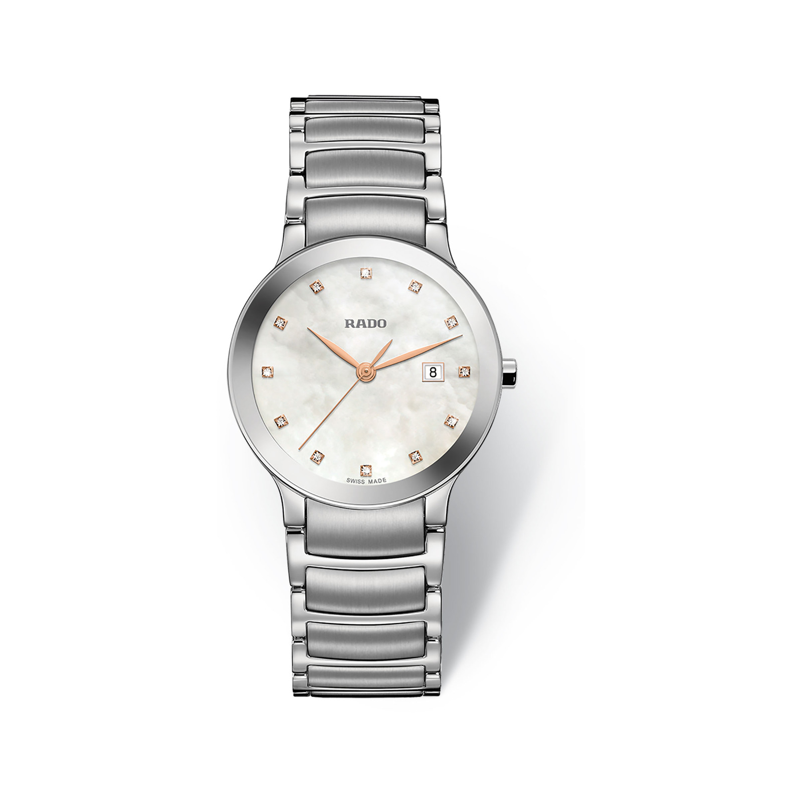 Rado Centrix Stainless Steel Ladies Watch R30928913