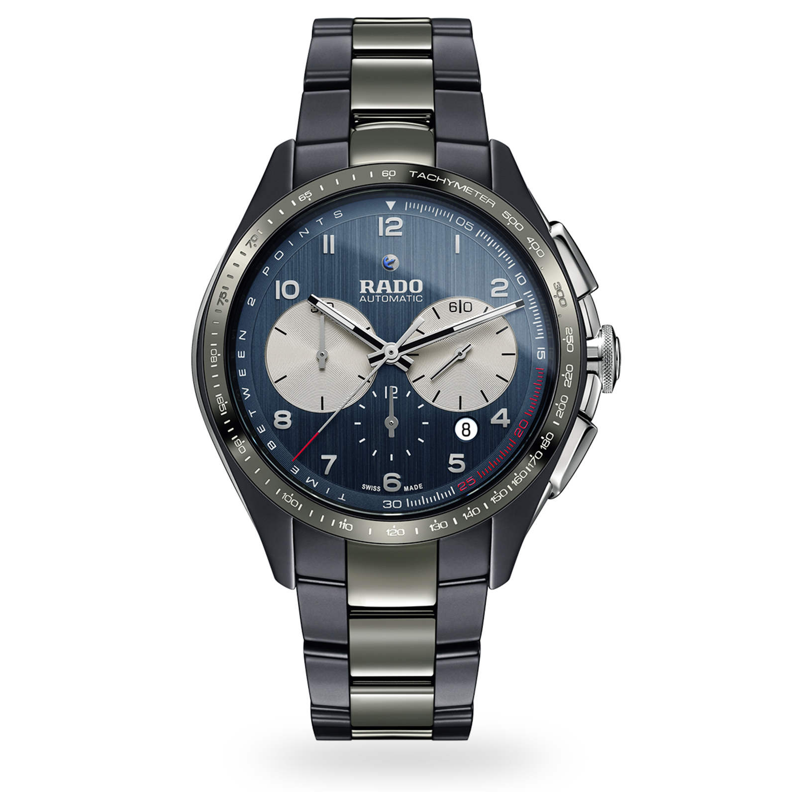 Rado HyperChrome Chronograph Automatic Mens Watch