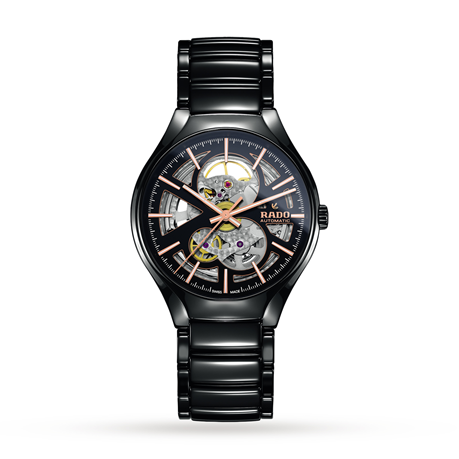 Rado True L Skeleton Unisex Watch