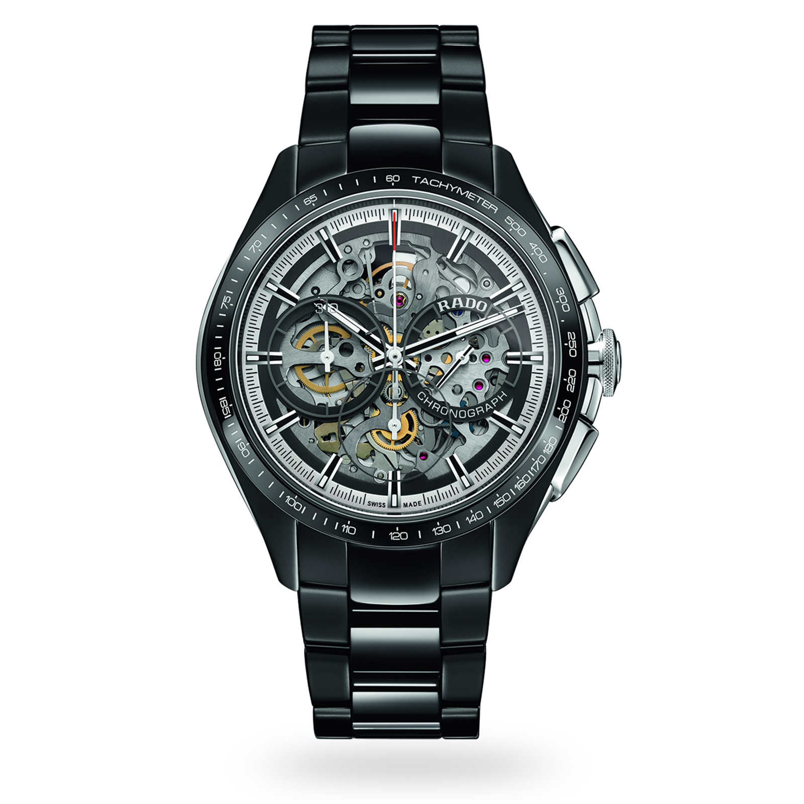 Rado HyperChrome XXL Skeleton Mens Watch