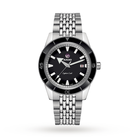Rado Captain Cook 42mm Mens Watch R32505153