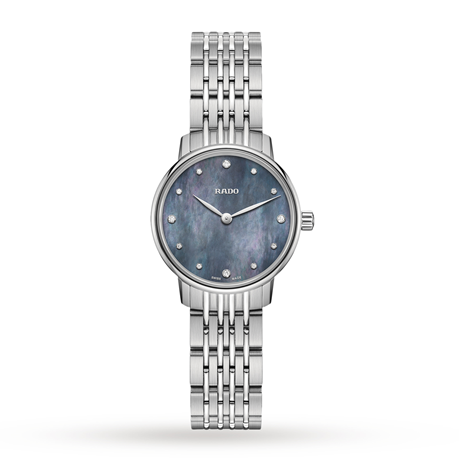 Rado Coupole Classic Diamonds Ladies Watch R22897903