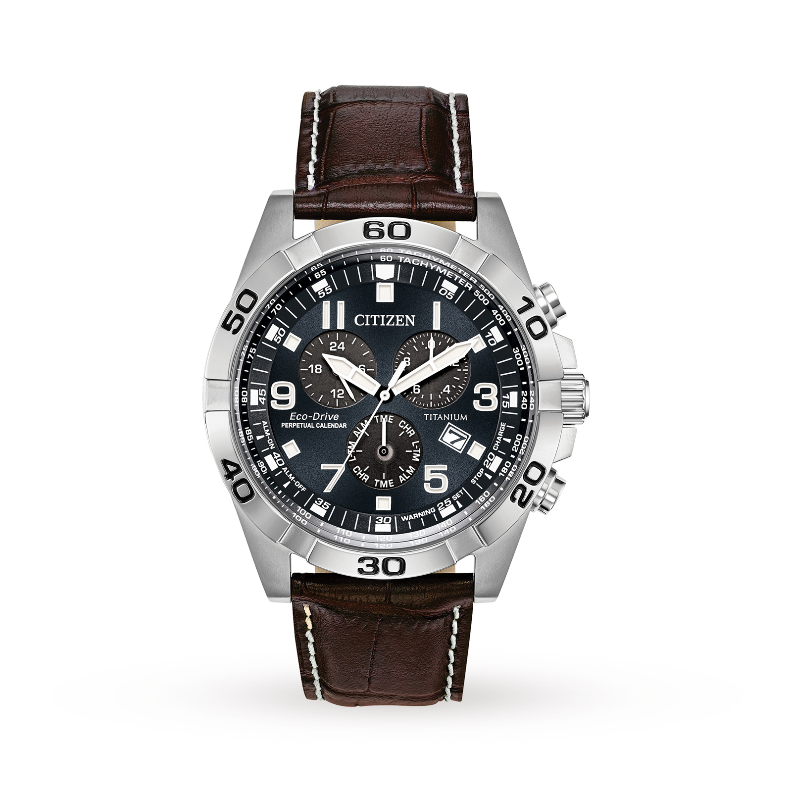 Citizen Eco Drive Chrono Mens Watch