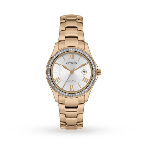 Citizen Diamond Eco-drive Ladies Watch FE1143-88A