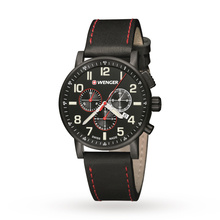 Mens Wenger Attitude Chronograph Watch
