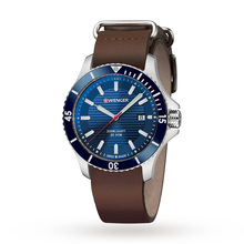 Mens Wenger Seaforce Dive Watch