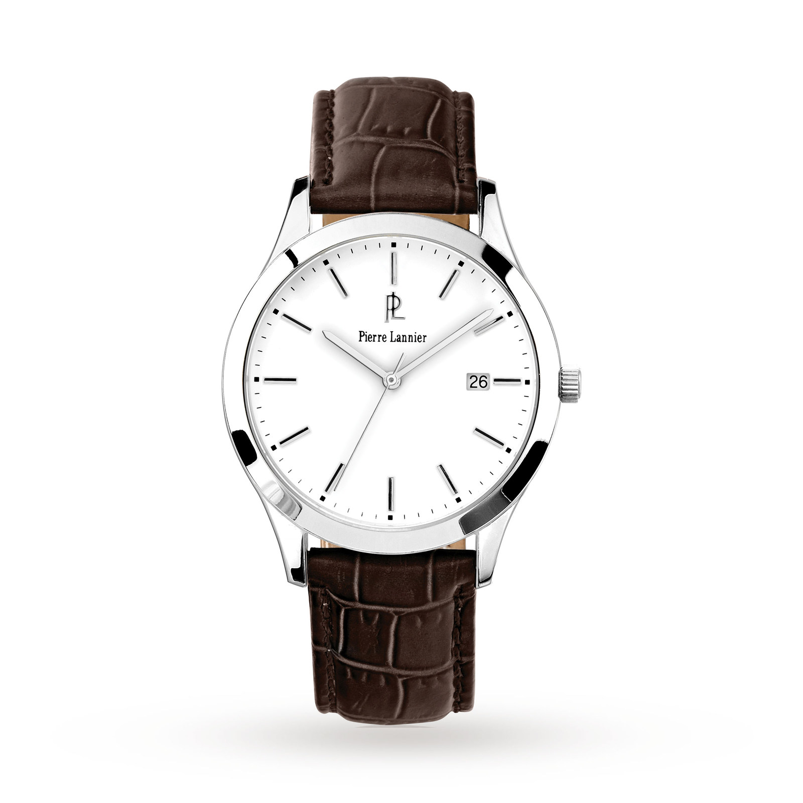 Pierre Lannier Mens Elegance Basic Watch