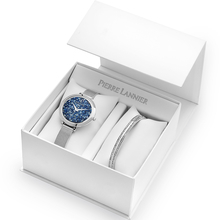 Pierre Lannier Ladies Cristal Gift Set Watch
