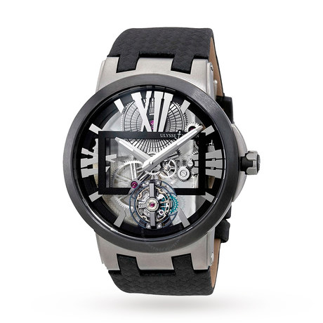 Ulysse Nardin Executive Skeleton Flying Tourbillon