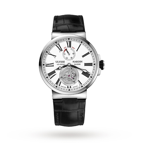 Ulysse Nardin Marine Tourbillon Manufacture Men's Watch