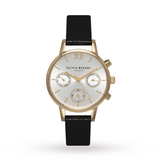Olivia Burton Ladies Midi Dial Chrono Watch