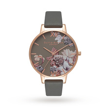 Olivia Burton Marble Floral Ladies Watch OB16CS08