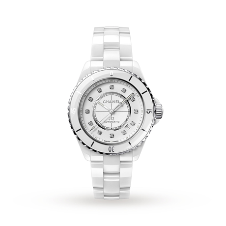 Chanel J12 Automatic Ladies Watch