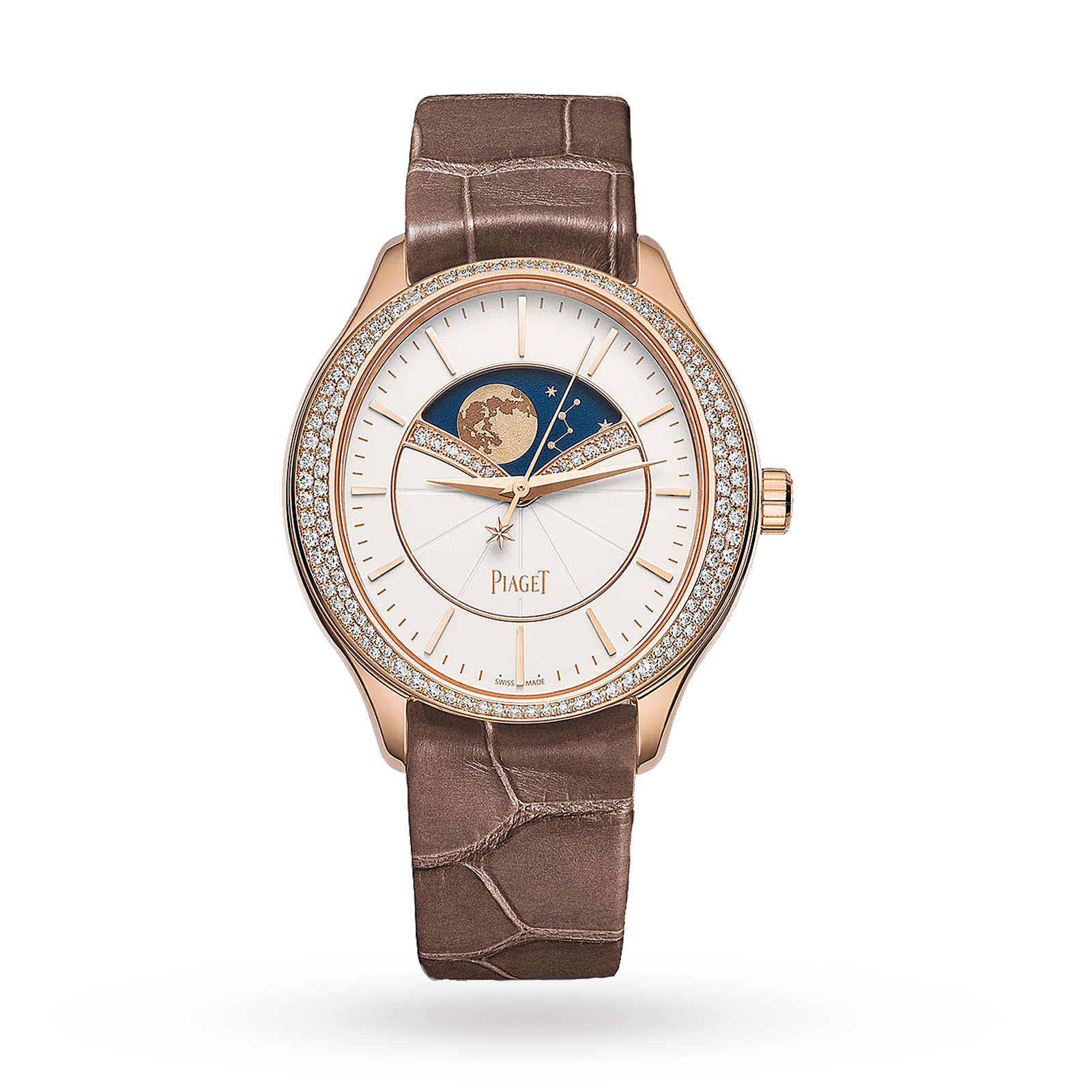 gold bucherer brands watches altiplano watch piaget mens rose
