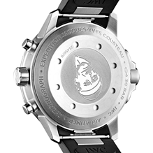 IWC Aquatimer 'Jacques-Yves Cousteau' 44mm Mens Watch  IW376805