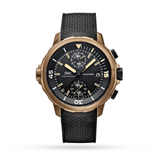 IWC Aquatimer 'Expedition Charles Darwin' 44mm Mens Watch IW379503