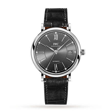 IWC Portofino 37mm Mens Watch IW458102