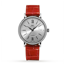 For Her - IWC Portofino 37mm Mens Watch IW458109 - IW458109
