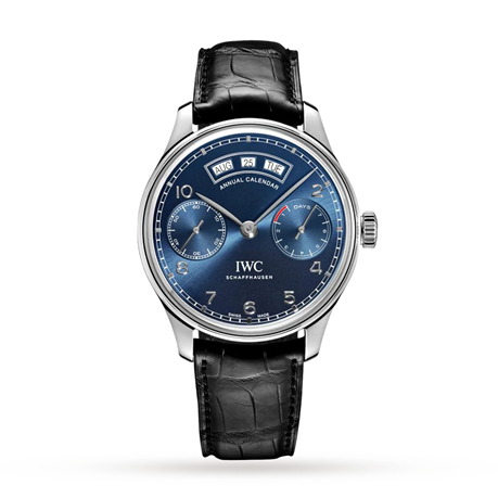 IWC Portugieser Annual Calendar 44mm Mens Watch IW503502