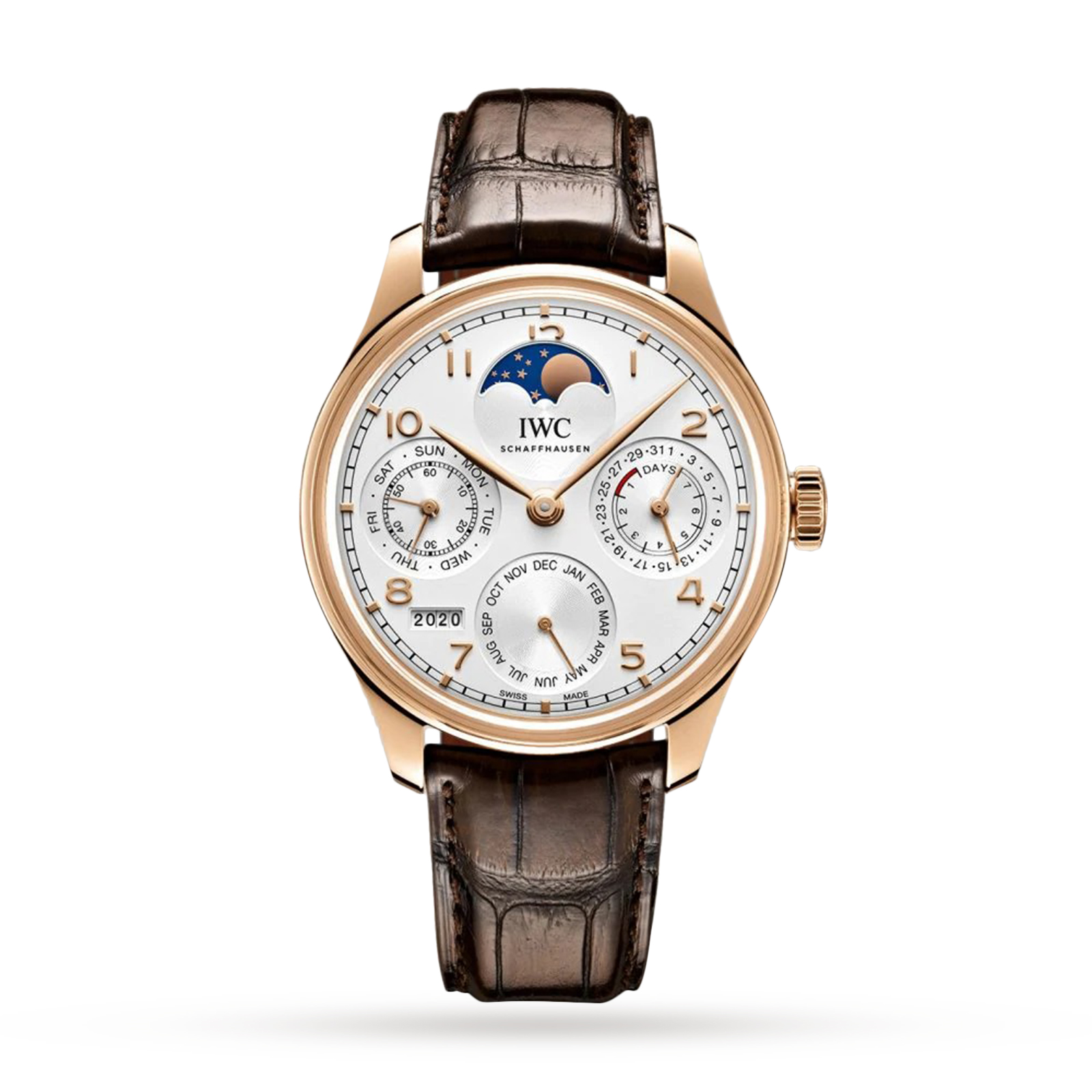 maison calendar en or patek gold de in grand perpetual philippe manual chronograph greef complications rose watches watch montre