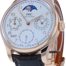 IWC Portugieser Perpetual Calendar 44mm Mens Watch IW503302
