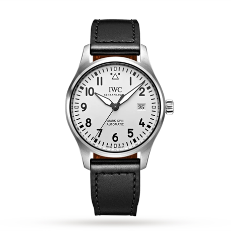 IWC Pilot's Mark XVIII 40mm Mens Watch IW327012