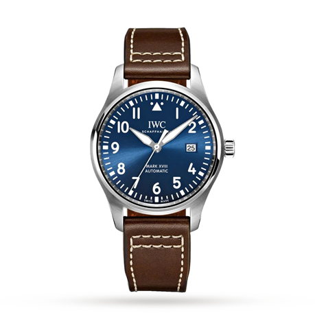 IWC Pilot's Mark XVIII 'Le Petit Prince' 40mm Mens Watch IW327010