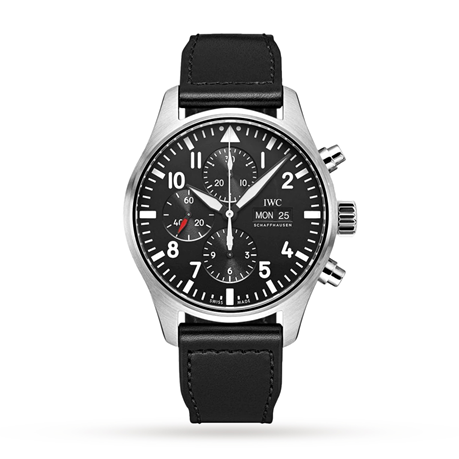IWC Pilot's 43mm Mens Watch IW377709