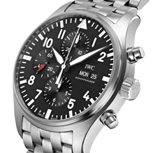IWC Pilot's 43mm Mens Watch IW377710