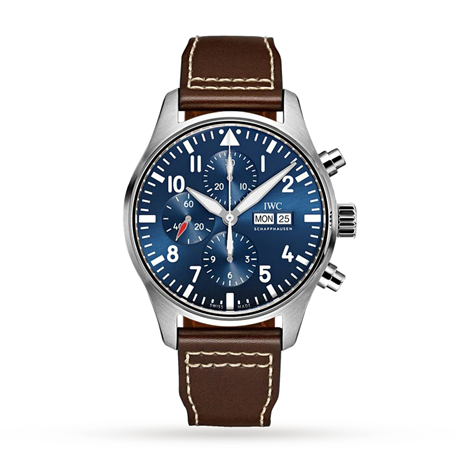 IWC Pilot's 'Le Petit Prince' 43mm Mens Watch IW377714