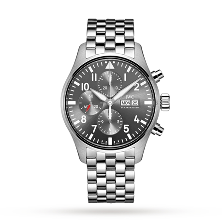 IWC Pilot's 43mm Mens Watch IW377719