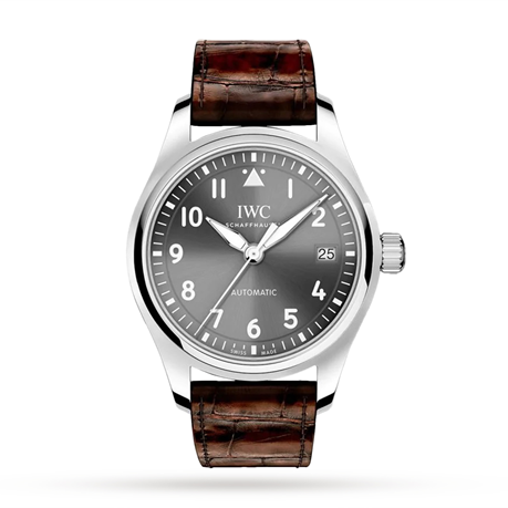 IWC Pilot's 36mm Mens Watch IW324001