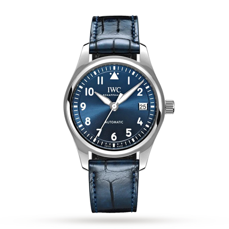 IWC Pilot's 36mm Mens Watch IW324008