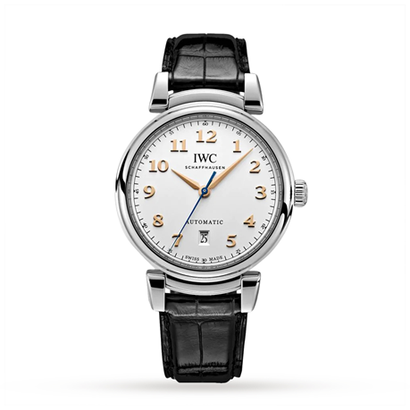 IWC Da Vinci Automatic 40 Mens Watch