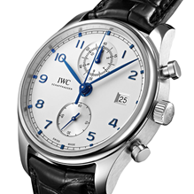 IWC Portugieser Chronograph Classic Mens Watch