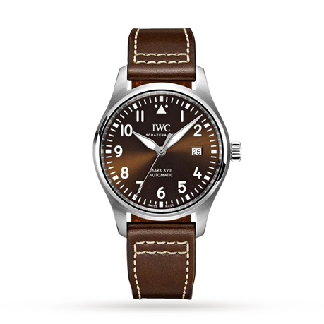 IWC Pilot's Mark XVIII 40mm Mens Watch IW327003
