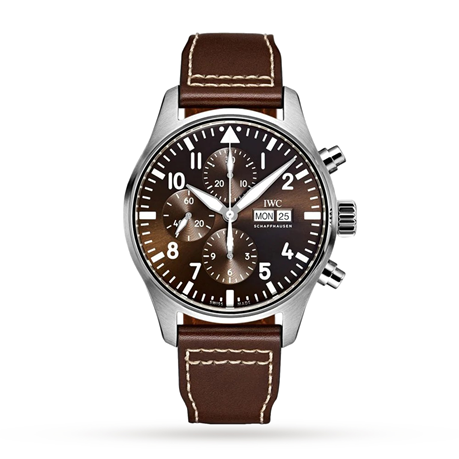 IWC Pilot's Ed. Antoine de St Exupery 43mm Mens Watch IW377713