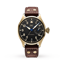 IWC Pilot's Heritage 46mm Mens Watch IW501005