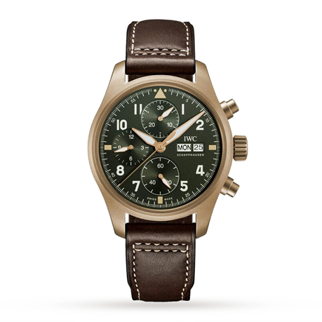 IWC Pilot's Spitfire 41mm Mens Watch IW387902