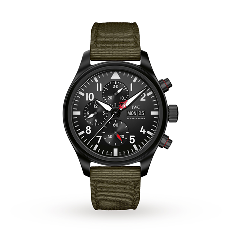 IWC Top Gun Chronograph Limited Edition IW389104