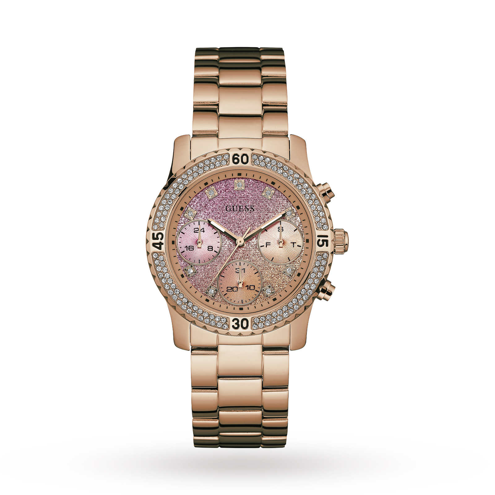 Guess Ladies Confetti Watch