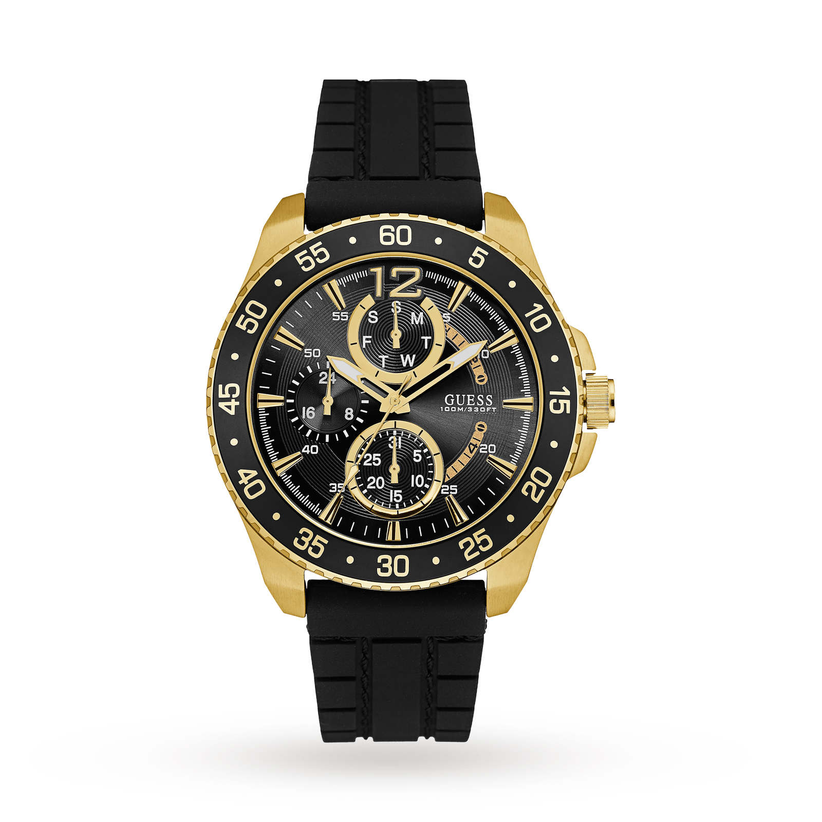 Guess Mens Jet Watch