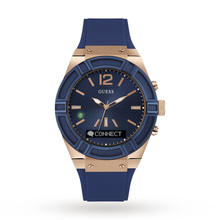 Guess Unisex Connect Bluetooth Hybrid Smartwatch Watch